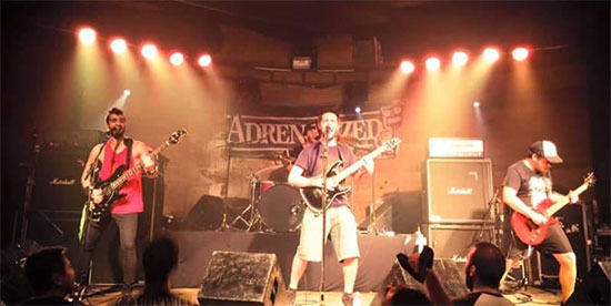 <center>Adrenalized release tour video for 'We Are One Tour'</center>