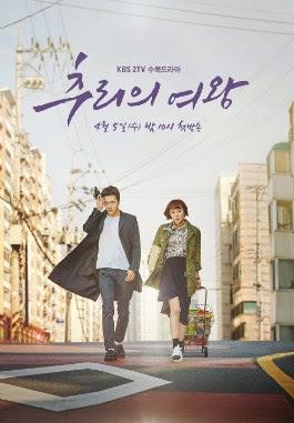 merupakan salah satu drama korea terbaru dari channel KBS Sinopsis [K-Drama] Queen of Mystery (2017) Lengkap