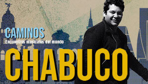Concierto de CHABUCO en TEATRO ABC Bogotá