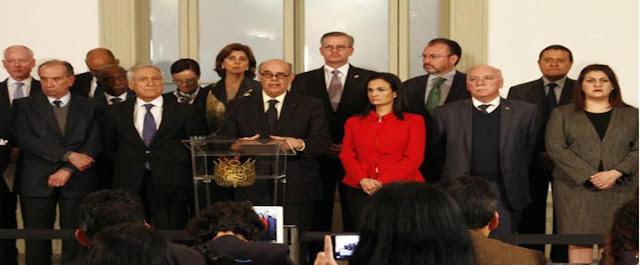 Grupo de Lima repudió violación de los derechos de Requesens y Borges