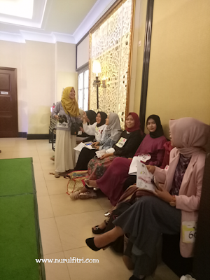 Peserta Pencari Bakat Sunsilk Hijab Hunt 2018