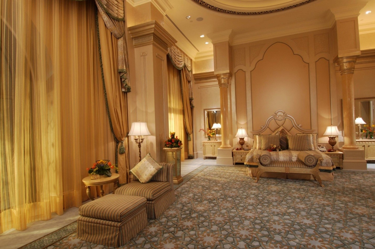 Image result for emirates palace hotel most expensive room