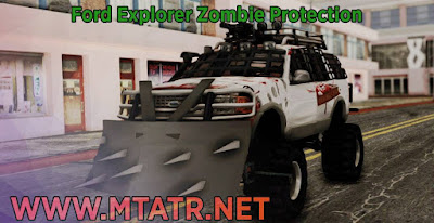 Ford Explorer Zombie Protection