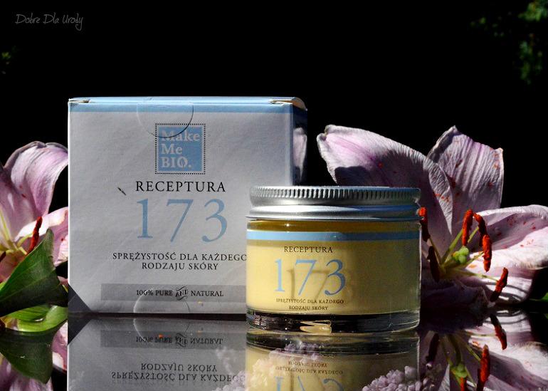 Pielęgnacja twarzy naturalnie - Make Me Bio Receptura 173, Bioline Olive Oil & Wild Rose oraz Serum przeciwzmarszczkowe