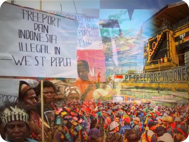 Masyarakat Adat Independen (MAI) Desak Pemerintah Tutup Operasional Tambang PTFI