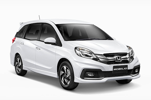 Honda Mobilio Newest
