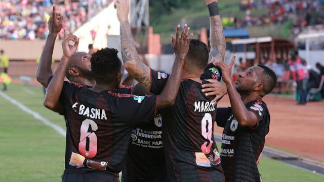 Video Cuplikan Gol Persipura Jayapura 6-0 Madura United I Pekan Ke 9 Liga 1