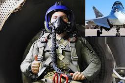 Pilot Jet Tempur Sukhoi Su-57 Rusia Mulai Uji Coba Baju Anti-Gravitasi (G-Suit)