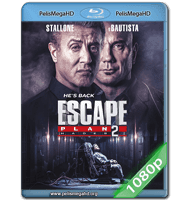 ESCAPE PLAN 2: HADES (2018) 1080P HD MKV ESPAÑOL LATINO