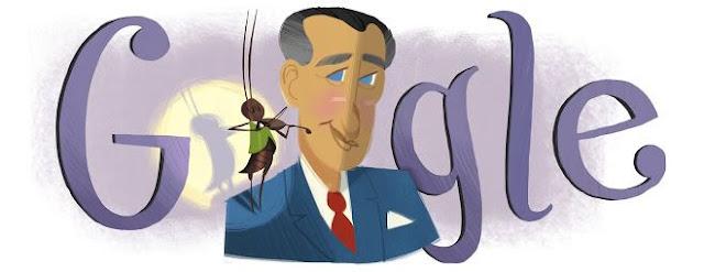 Writer Doodle Google