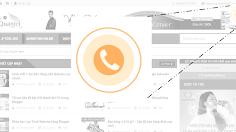 Tiện ích nút gọi điện có hiệu ứng động cho website blogspot