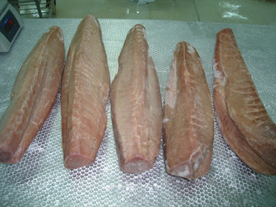 Export Wholesale Fresh Yellowfin Tuna Loin with High Quality
