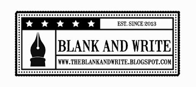 Blank and Write - The Blog