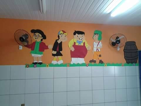 Painel Turma do Chaves