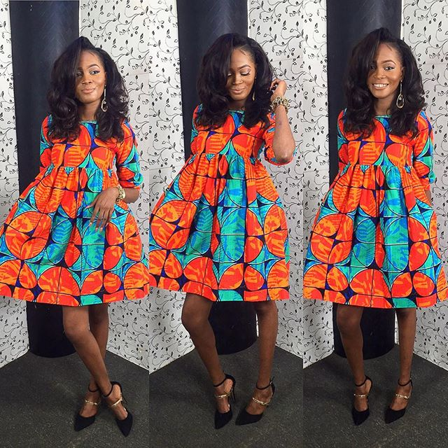 ANKARA LOOKBOOK #1: TRENDY | Jmon Fashion Hub