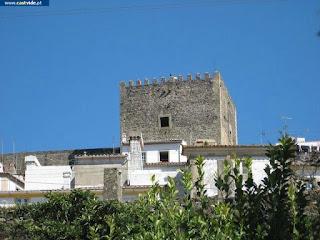 CASTLE / Castelo de Castelo de Vide, Castelo de Vide, Portugal
