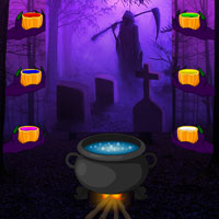 WowEscape Halloween Gothi…