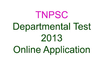 tnpsc departmental exam 2013