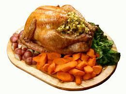 Roasted Turkey (Firinda Kizarmis Hindi)