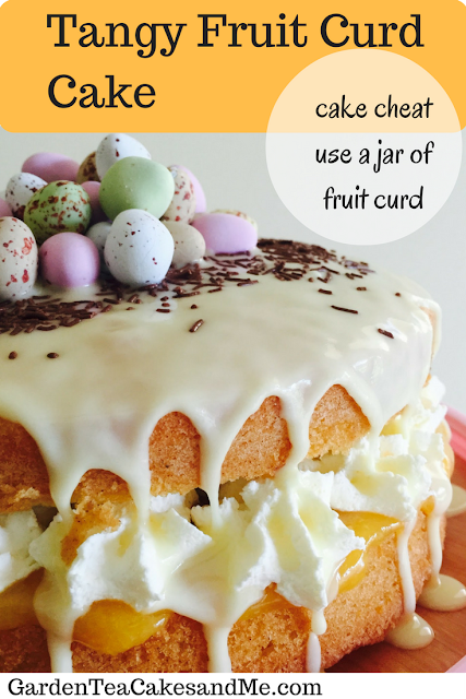 Recipe Fruit Curd Cake