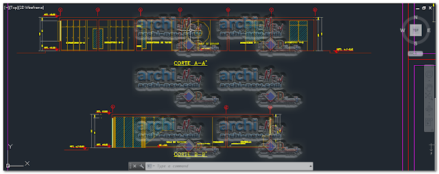 Download-AutoCAD-student-hostel-dwg-cad