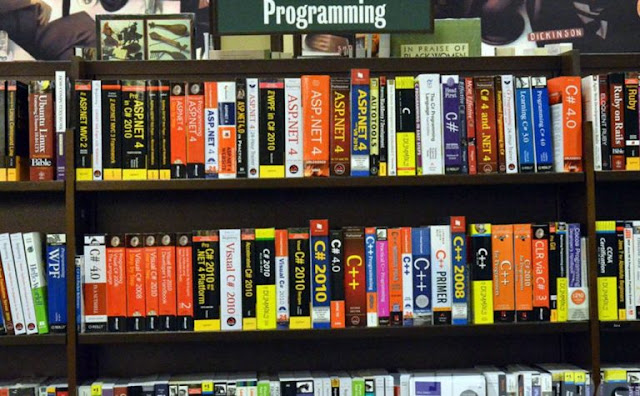 Best Programming Books for Beginners to Advanced