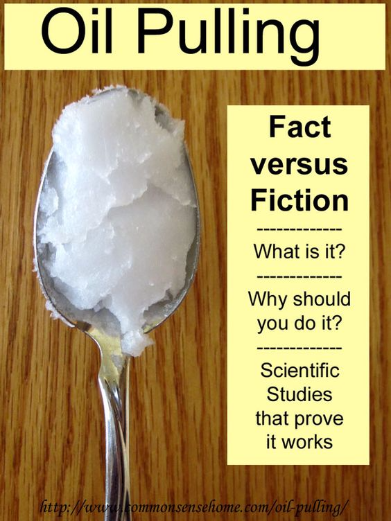 Learn About Oil Pulling – Fact Versus Fiction