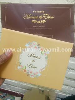 foto artikel Undangan Pernikahan Eksklusif