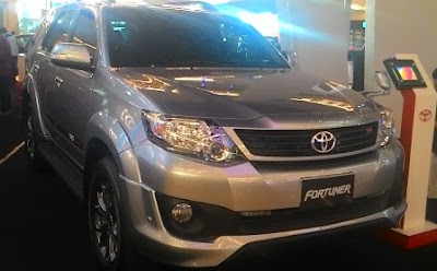 Harga Mobil Toyota New Fortuner