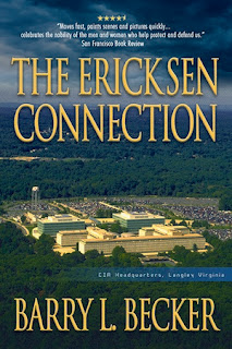 The Ericksen Connection - an espionage / action / thriller by Barry L. Becker