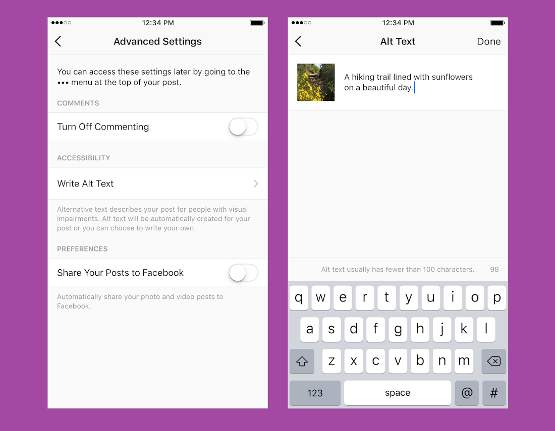 Can Instagram Alt Text Help Your Business Grow?