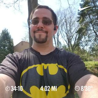 running selfie 050218