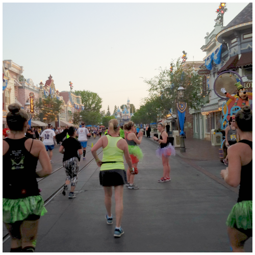 run disney half marathon