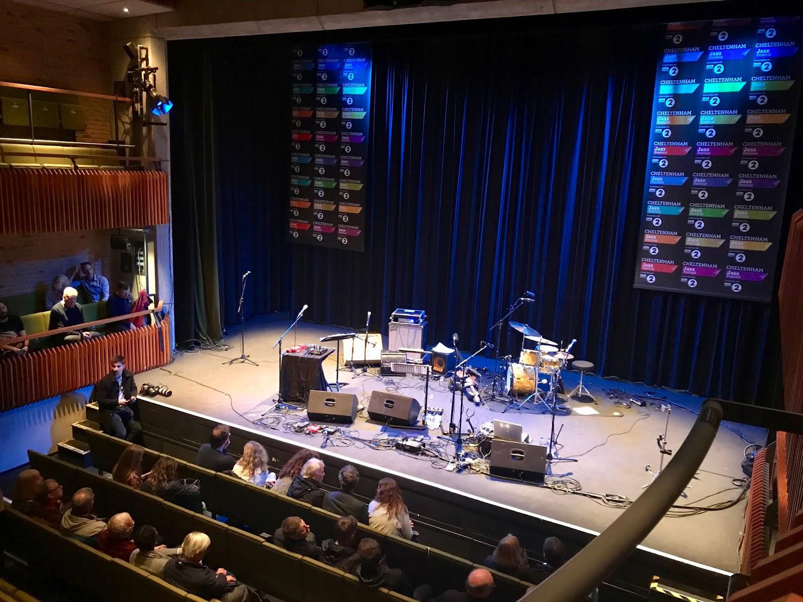 Cheltenham Jazz Festival - Maggie May