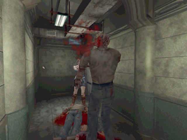 Resident Evil 3: Némesis - Captura 4