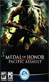 cover dc37ad3d66329edcab0c5777f60a57ed - Medal Of Honor: Pacific Assault (2004) [PC] [MULTI2]