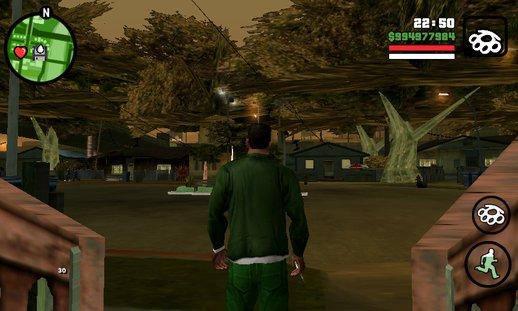 Nova Grove Street para GTA SA Android