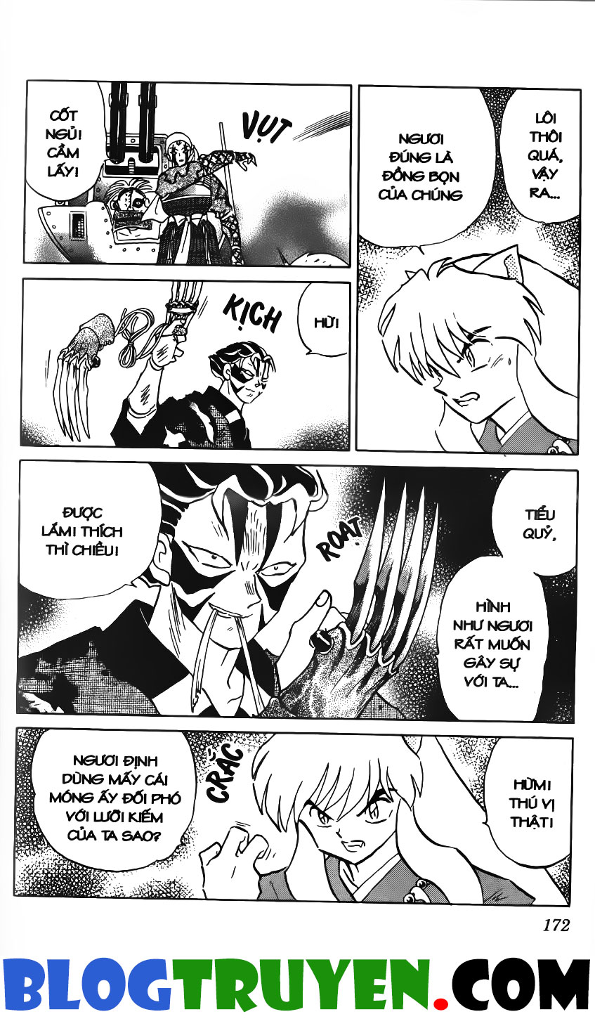 Inuyasha vol 25.10 trang 5
