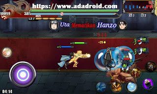 Download Naruto Senki Storm 5 v1.15 Mod by Aldo Wijaya Apk