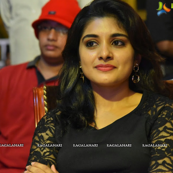 Niveda Thomas latest photos from Gentleman Success meet