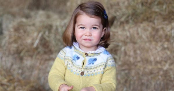 Princess Charlotte is worth $1 billion more than her big brother