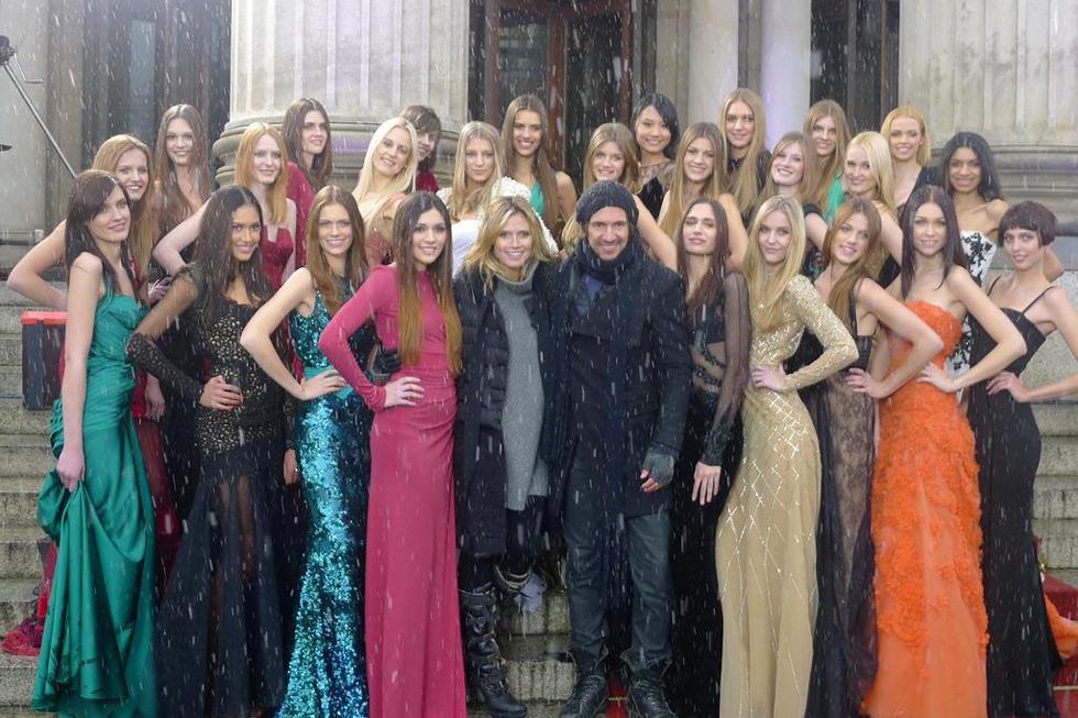 Germanys Next Topmodel 2013