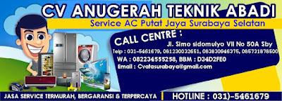 Service AC Putat Jaya Surabaya Selatan