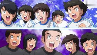 Captain Tsubasa (2018) – Episódio 15