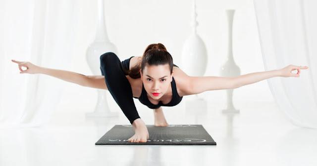 thảm tập yoga tpe tốt cho mọi người