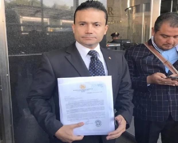 TSJ en el exilio entregó sentencia de Maduro a la Procuraduría General de México