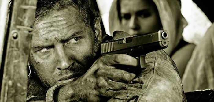Tom Hardy îl interpretează pe Max Rockatansky în Mad Max: Fury Road