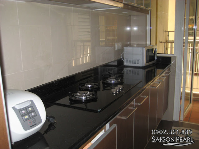 Rental apartment buildings 86m2 Ruby 2 | Kitchen apartment