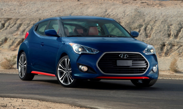2016 Hyundai Veloster Turbo DCT Automatic Review