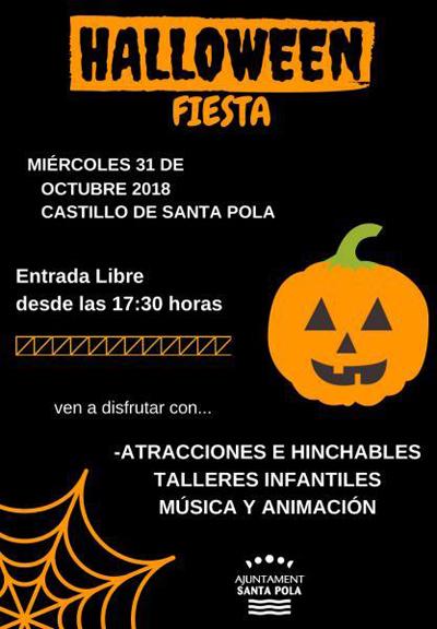 31 Oktober Halloween Feest.Info Hondon De Las Nieves En Costa Blanca Zuid Halloween 2018